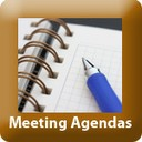 TP-council meeting agendas